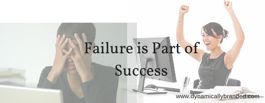 Inspirational Quotes About Failure: Failure Is Part Of Your Success