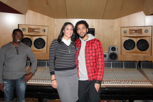 J Cole And His Father J. Cole's Transforma...