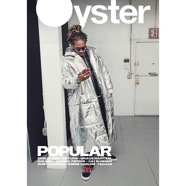 Future Oyster Cover